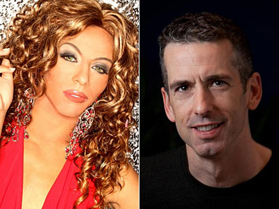 Dan Savage Helps University Drag Show Sell Out After Antigay Org Protests