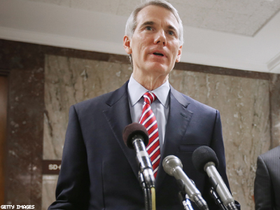 Rob Portman Becomes First Senate Republican to Support Marriage Equality