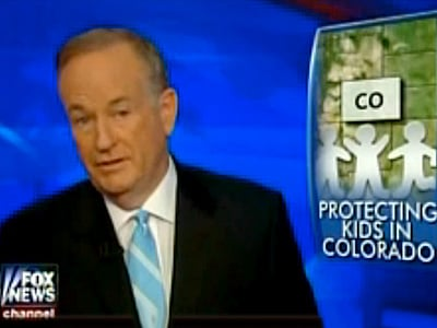 O'Reilly Attacks Denver Post Editor for Accusations of Antigay Comments