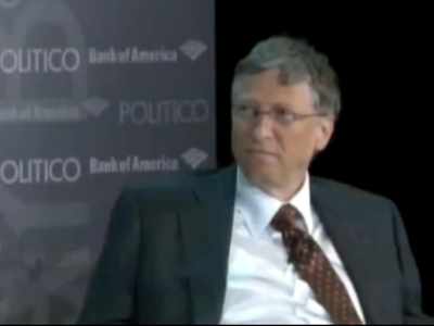 WATCH: Bill Gates Tells Boy Scouts to End Gay Ban, 'Because it's 2013'