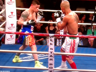 Boxer Orlando Cruz Wins Second Match Since Coming Out