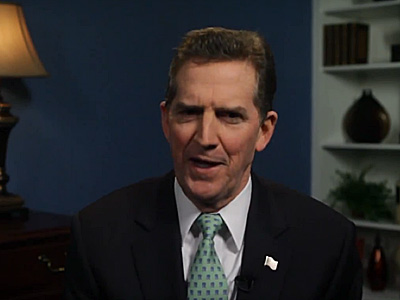 WATCH: Former Sen. Jim DeMint Wants You to March for (Straight) Marriage