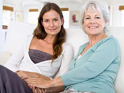 Older lesbian and younger