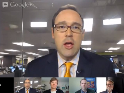 WATCH: Washington Post Hosts Google Hangouts on Marriage Equality