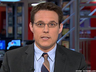 MSNBC Hires Another Gay Anchor (Who Just Came Out 2 Years Ago)