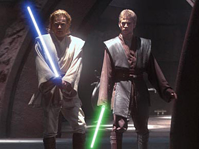 Church Fears Jedi Could Perform Marriages