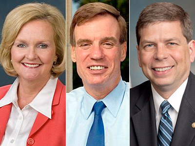 Make That 3 Senators Who Suddenly Support Marriage Equality