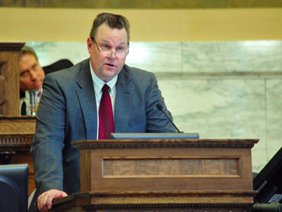 Montana Sen. Comes Out for Marriage Equality