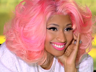 Nicki Minaj: Idol Talk