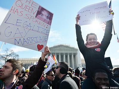 5 Big Takeaways From Inside the Supreme Court's DOMA Hearing