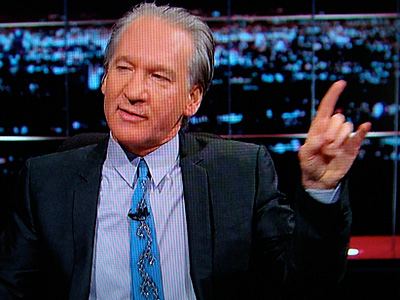 Bill Maher's Graphic Redefinition of Marriage at the Supreme Court