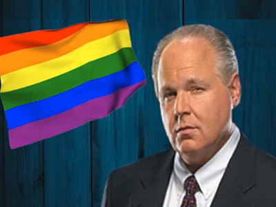 LISTEN: Rush Limbaugh Admits Marriage Equality Is Inevitable