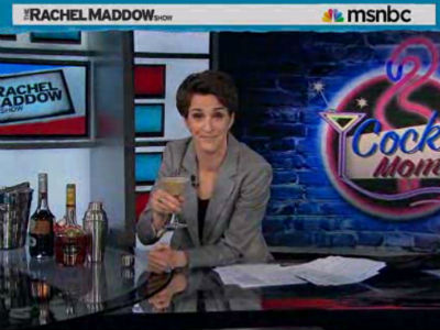 WATCH: Rachel Maddow Celebrates Historic Week for LGBT Rights