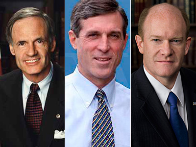 Delaware's Congressional Delegation Supports Marriage