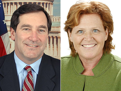 Senators Donnelly, Heitkamp Endorse Marriage Equality