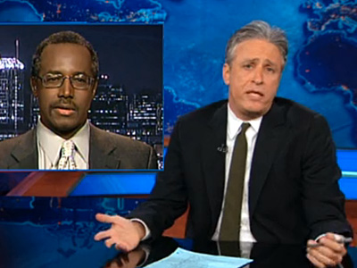 WATCH: Jon Stewart on Right Wing's Obsessions With Bestiality and 'Wussification'