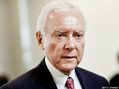 Utah Sen. Orrin Hatch Comes Out for Civil Unions