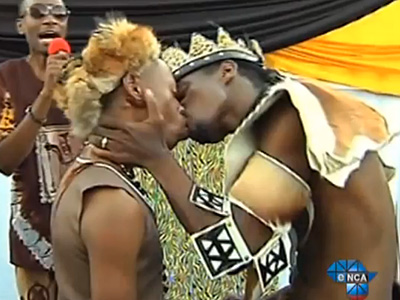 WATCH: Two Men Marry in Traditional African Ceremony