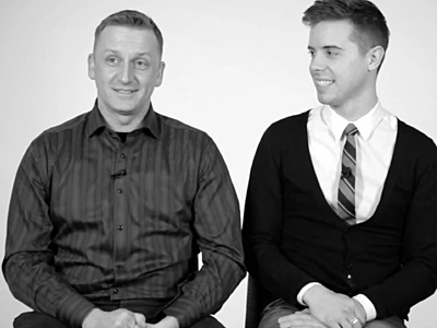 WATCH: Gay Marine Capt. and Fiancé Explain DOMA Damage