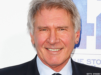 Harrison Ford Isn't on Board With Ender's Game Author's Antigay Views