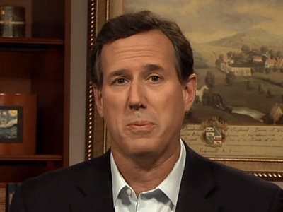 WATCH: Rick Santorum Doesn't Understand Why He's a Danger to Kids