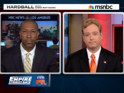 WATCH: RNC Member Calls GOP 'Party of Tolerance,' Gay Republican Keeps A Straight Face