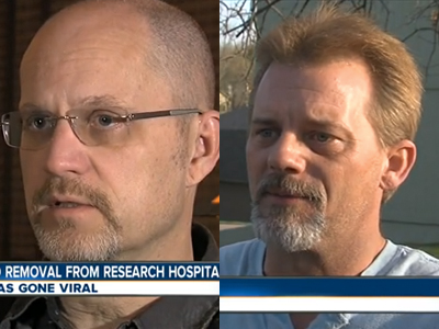 WATCH: Hospitalized Missouri Man's Arrested Husband, Straight Brother Speak Out