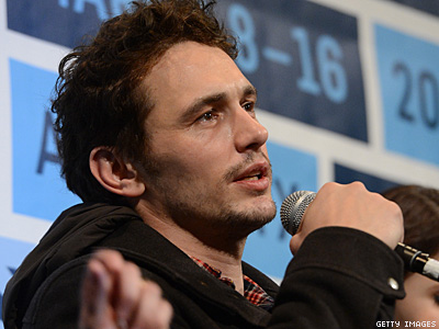 James Franco to Accept Ally Award at the Miami Gay and Lesbian Film Festival
