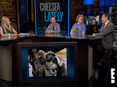 WATCH: Chelsea Lately Is Very Excited About African Gay Wedding