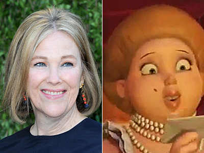 Catherine O'Hara Talks About Monster in Paris
