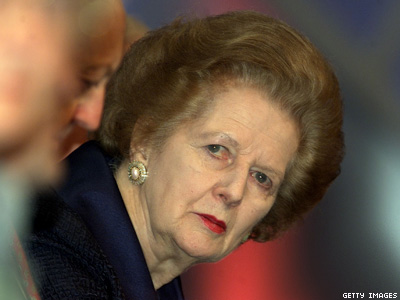 Op-ed: Margaret Thatcher, My First Gay Icon