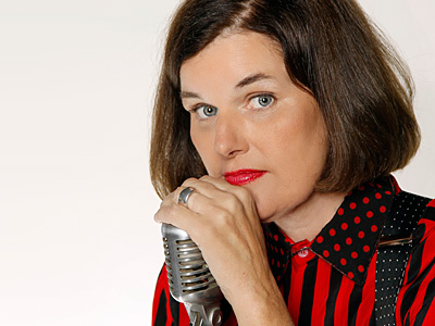 Paula Poundstone Takes Our Questions