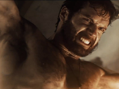 WATCH: Henry Cavill Soars in New Man of Steel Trailer