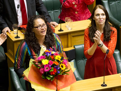 WATCH: New Zealand Parliament Breaks Into Song After Legalizing Same-Sex Marriage