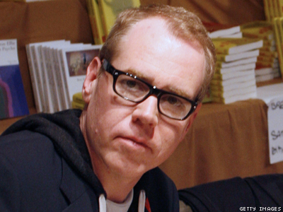 Bret Easton Ellis Persona Non Grata at GLAAD Awards