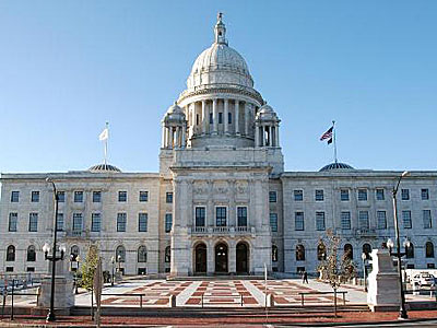 Rhode Island Senate Passes Marriage Equality Bill