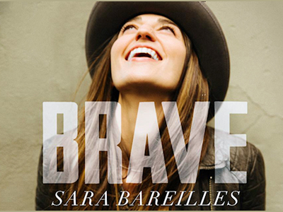 Sara Bareilles Wants to See You Be 'Brave'