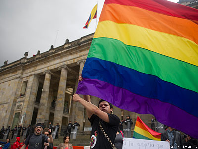 Colombian Senate Votes Down Marriage Equality