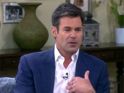 WATCH: Housewives, One Life Actor Tuc Watkins Comes Out to Marie Osmond