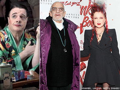 WATCH: Kinky Boots, Nathan Lane, Larry Kramer Get Tony Nods