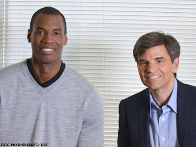 Jason Collins: I Didn't Set Out to Be the First