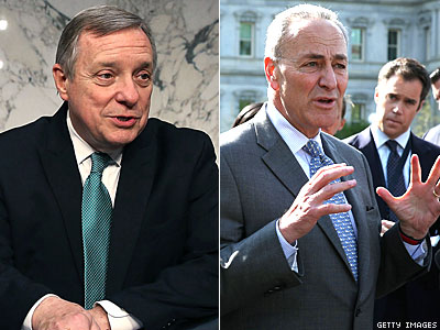 Will 'Gang of Eight' Democrats Fight for Gay Couples in Immigration Reform?