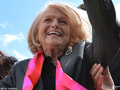 Edie Windsor's Honey Badger Q&A: Talks Gay Men, Hetero Bed Death