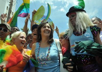 Mariela Castro Points to Progress on LGBT Rights in Cuba