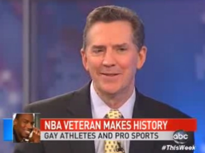 WATCH: Jim DeMint Is 'Grateful' to Live In a Country With Gay NBA Players
