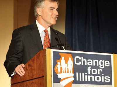 Ill. GOP Chairman Shown Door After Supporting Marriage Equality