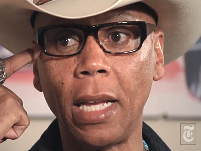 WATCH: RuPaul Talks LGBT Rights