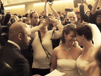 WATCH: History Made, Tears Shed As Colorado Enacts Civil Unions
