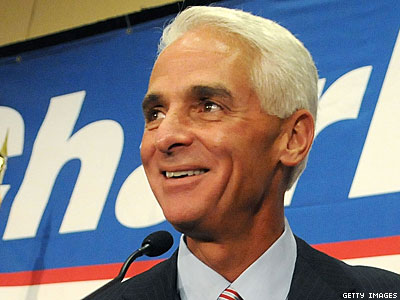 Former Republican Gov. Charlie Crist Supports Marriage Equality