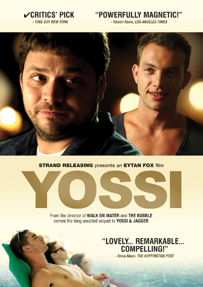 WATCH: Exclusive Look at Gay Israeli Love Story Yossi
